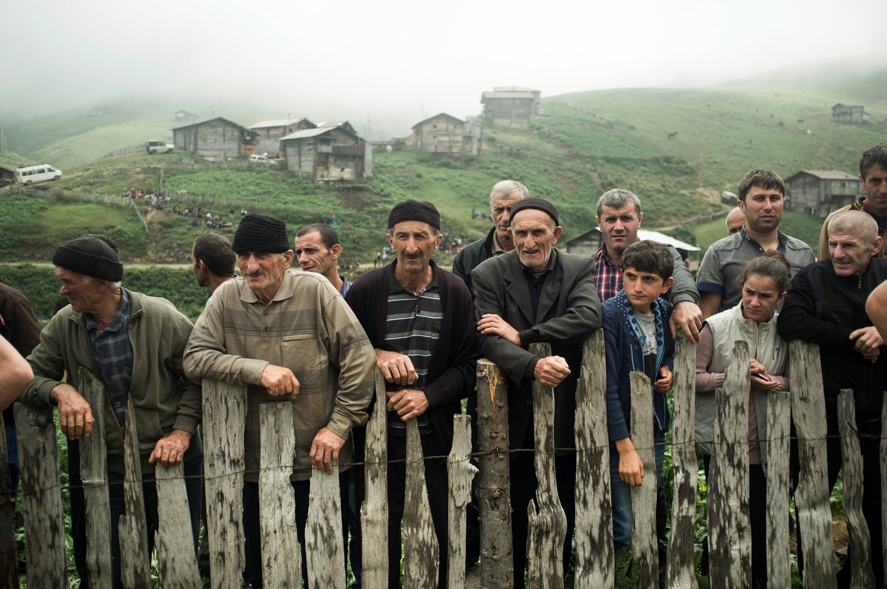 Final Days of Georgian Nomads